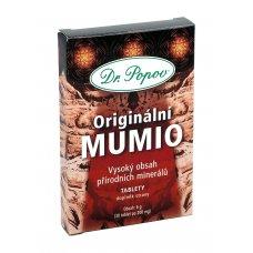 Mumio tablety 30tbl Dr. Popov