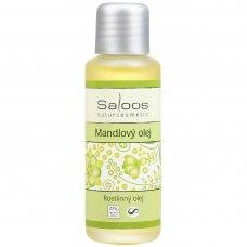 Mandľový olej 50ml Saloos