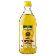 Slnečnicový olej na vyprážanie a fritovanie 1000ml BIO Sungarden
