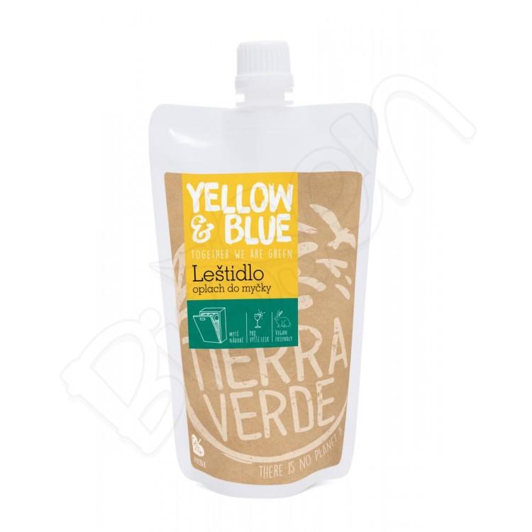 Leštidlo do umývačky riadu 250ml Yellow & Blue