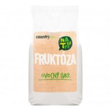 Ovocný cukor fruktóza 500g Country Life