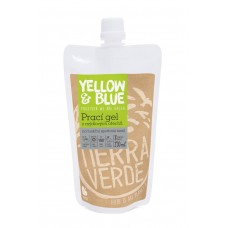 Prací gel na šport. funkčný textil s koloid. striebrom 250ml Yellow & Blue
