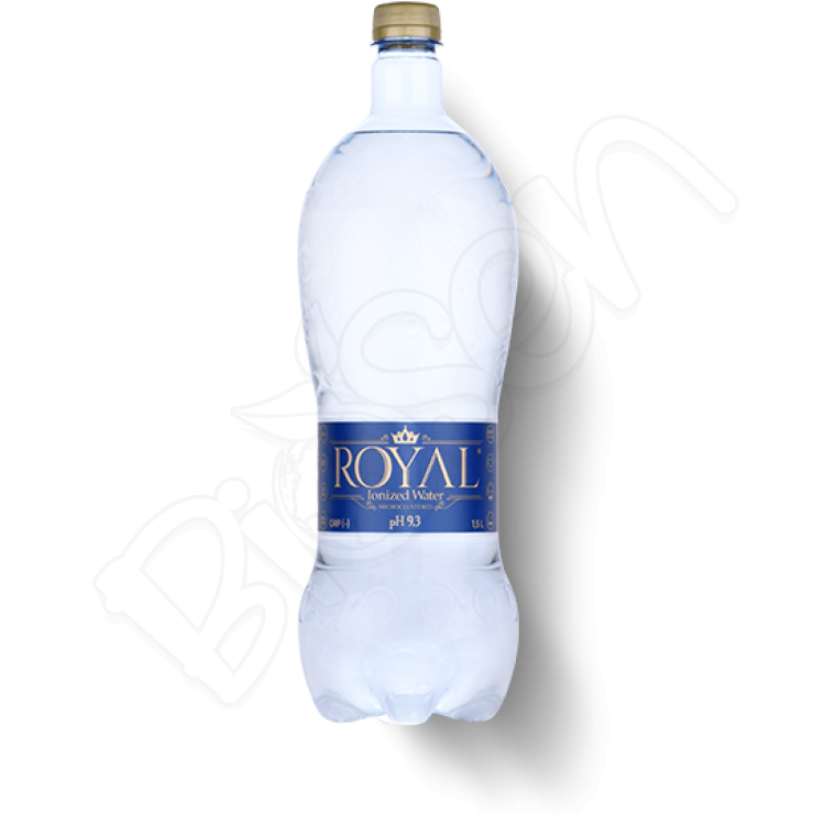 Ionized Water pH 9,3 1,5l Royal water