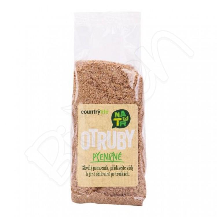 Otruby pšeničné BIO 300g Country Life