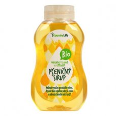 Pšeničný sirup BIO 250ml Country Life