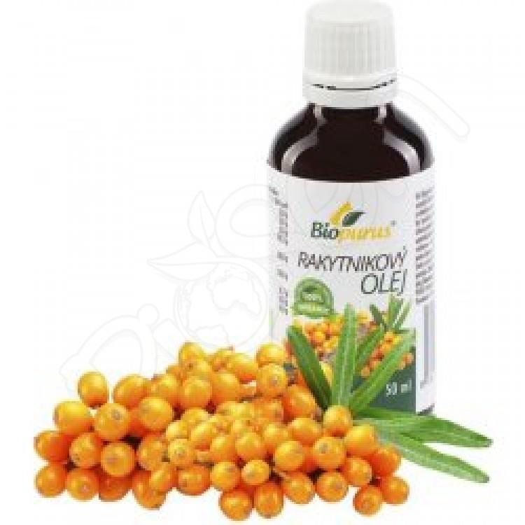 Rakytníkový olej 100% BIO 100ml Biopurus