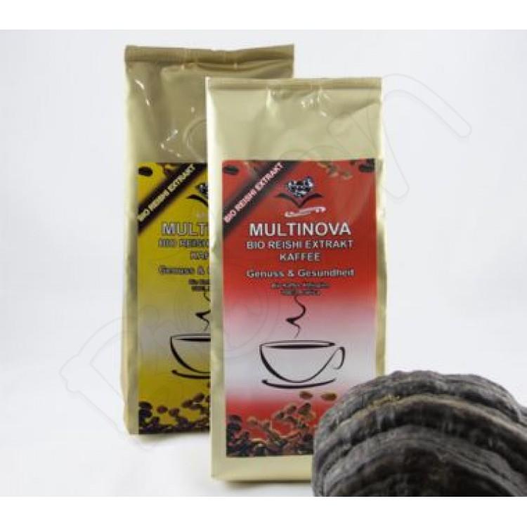 BIO Reishi káva - Peru, mletá 225g Multinova