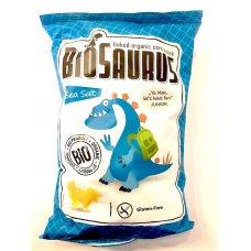 Chrumky soľ BIO 50g Biosaurus