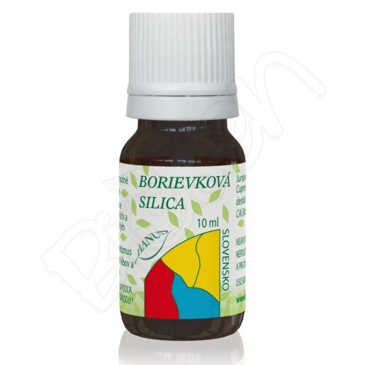 Borievková silica, Hanus 10 ml