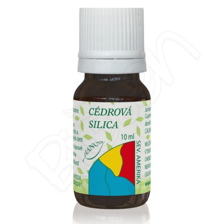 Cédrová silica, Hanus 10 ml