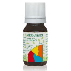 Geraniová silica, Hanus 5ml