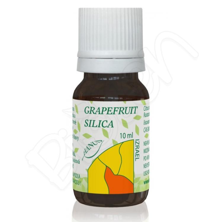 Grapefruitová silica, Hanus 10ml