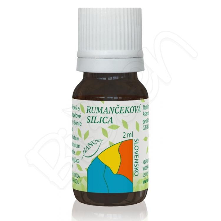 Rumančeková silica, Hanus 2ml