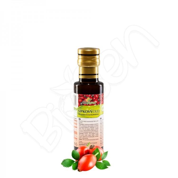 Šípkový olej BIO 250ml Biopurus