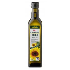 Slnečnicový olej 500ml BIO Sungarden