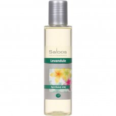 Sprchový olej LEVANDUĽA 125ml Saloos