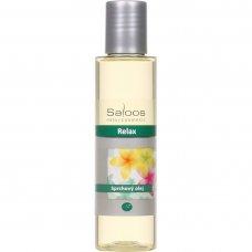 Sprchový olej RELAX 125ml Saloos