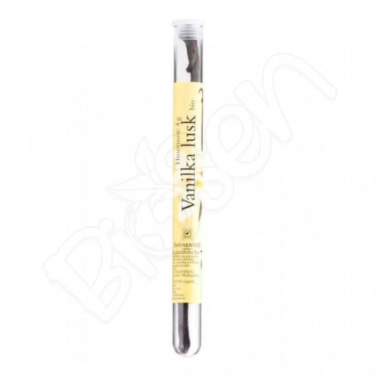 Vanilkové struky BIO 4g Sonnentor