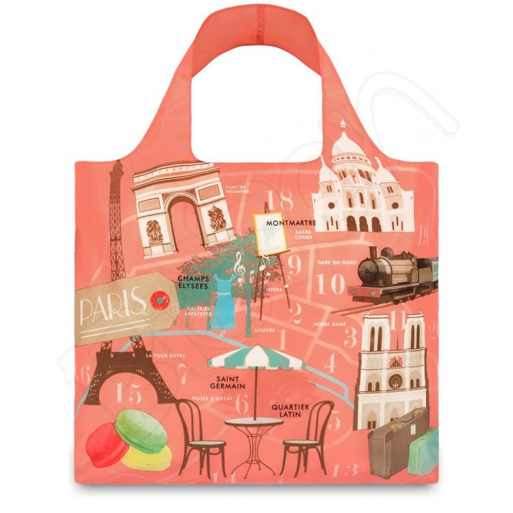 Nákupná taška Urban Paris LOQI