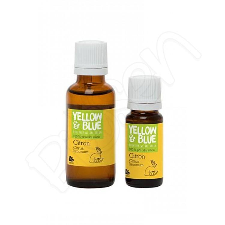 Silica citrón, Yellow & Blue 30ml