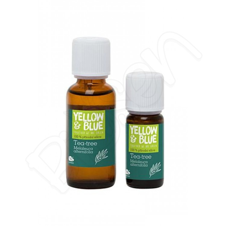 Silica tea - tree, Yellow & Blue 10ml