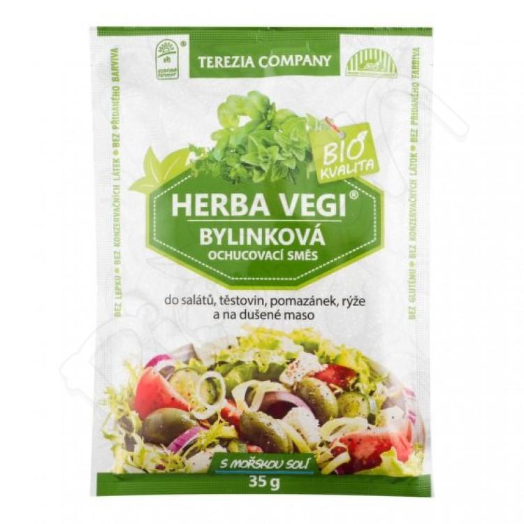 Zmes ochucovadiel Herba Vegi BIO 35g Terezia Company
