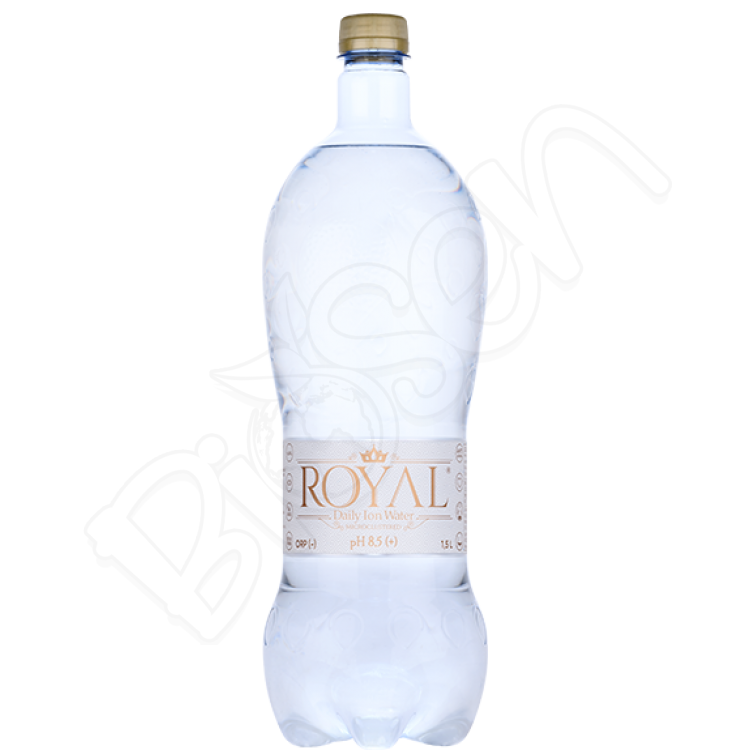 Daily Ion Water pH 8,5 1,5l Royal water