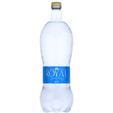 Mineral Water pH 7,4 1,5l Royal Water - len osobný odber vo ZV