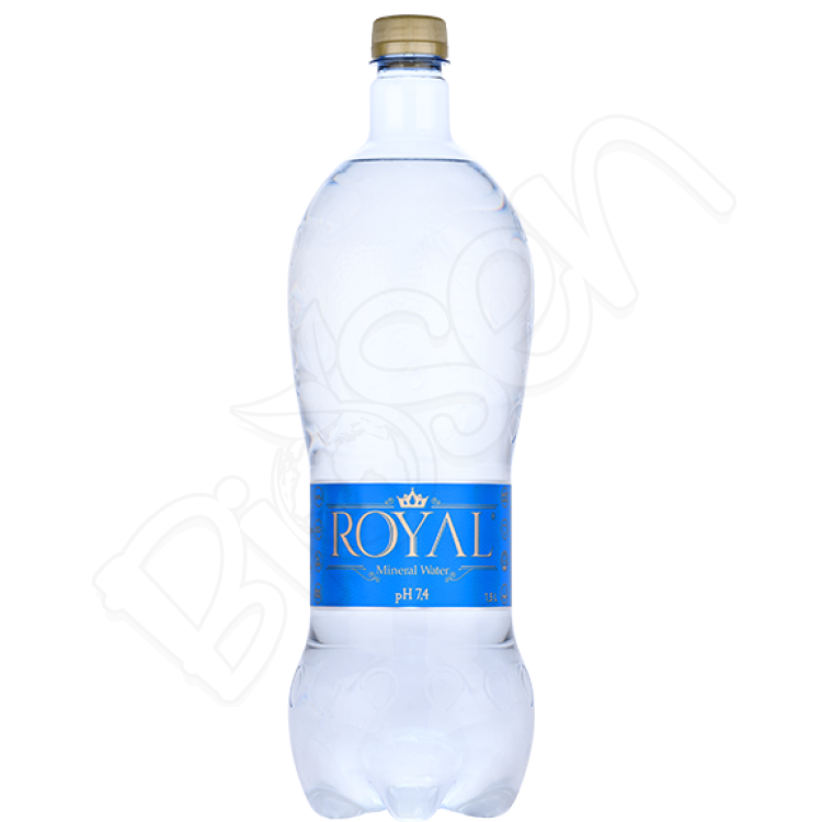 Mineral Water pH 7,4 1,5l Royal Water