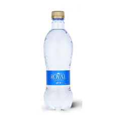 Mineral Water pH 7,4 0,5l Royal water - len osobný odber vo ZV