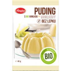 Puding vanilkový BIO 40g Amylon