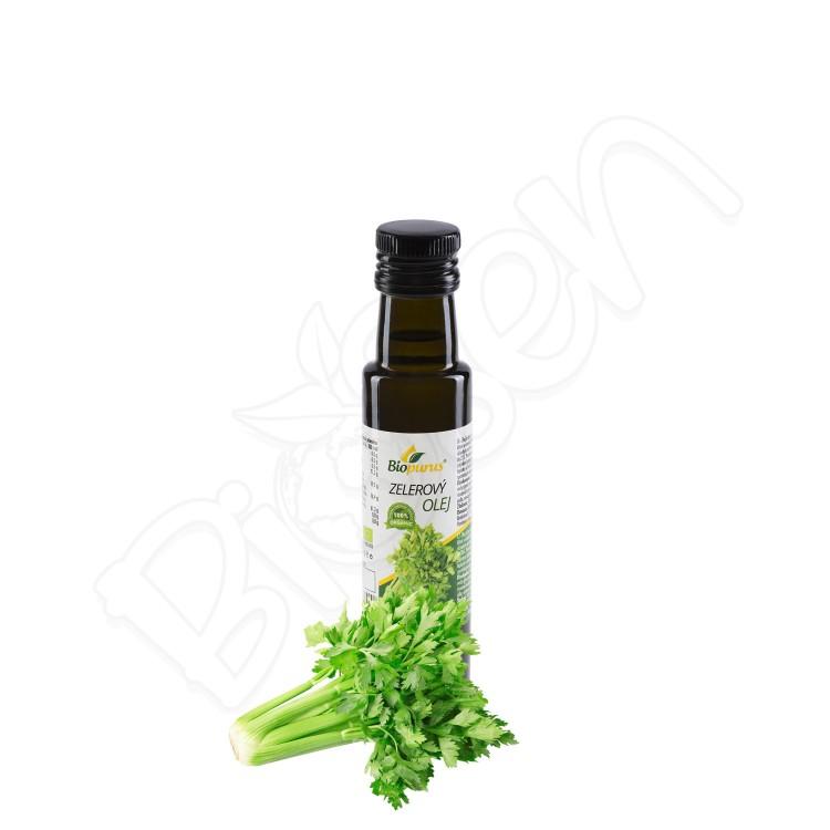 Zelérový olej BIO 250ml Biopurus