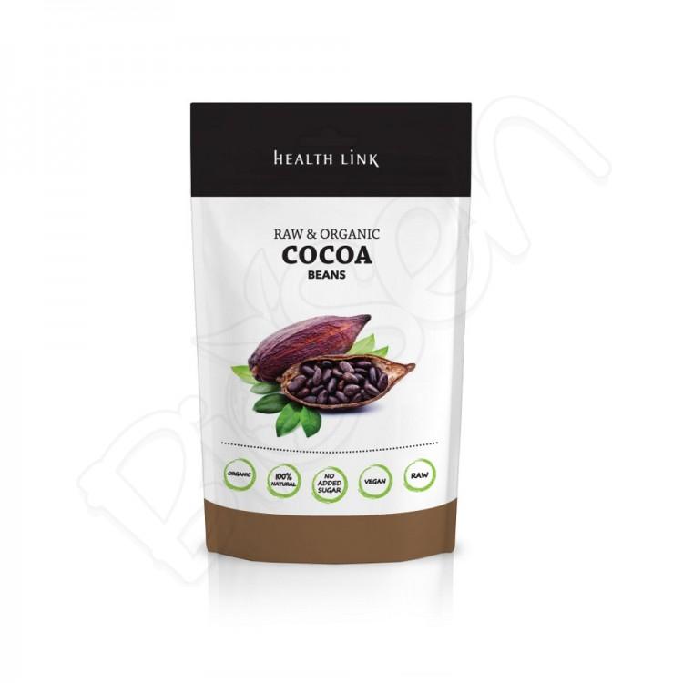 Kakaové bôby celé BIO 250g Health Link