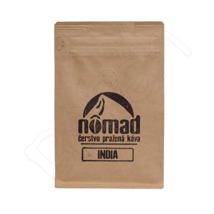 Pražená káva INDIA 250g Nômad