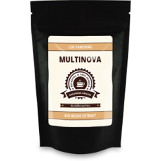 BIO Reishi káva - Peru Red mletá 250g Multinova