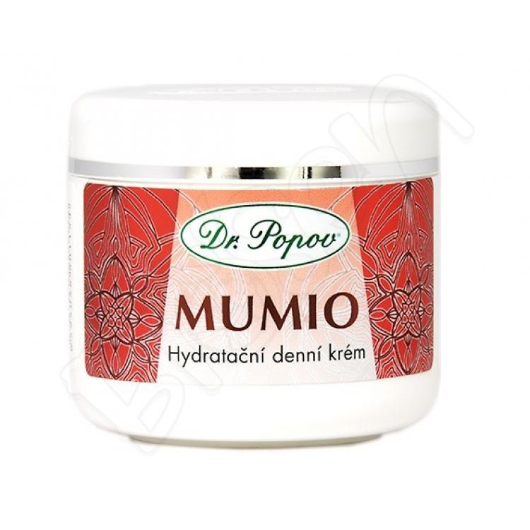 MUMIO hydratačný denný krém 50ml Dr. Popov
