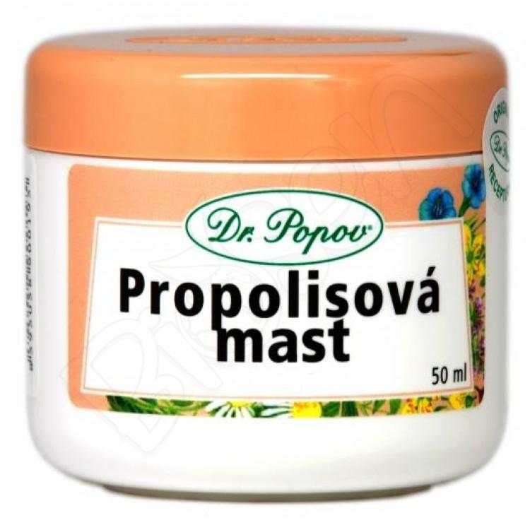 Propolisová masť 50ml Dr. Popov