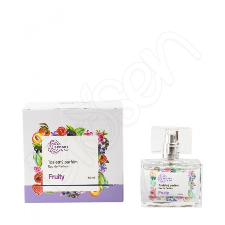 Toaletný parfém SENSES –  Fruity 30ml Kvitok