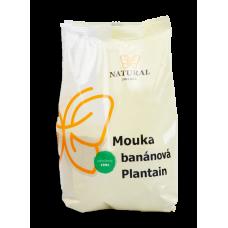 Banánová múka - Plantain 300g Natural Jihlava