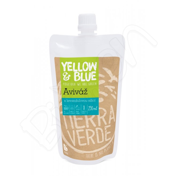 Aviváž levanduľová 250ml Yellow & Blue