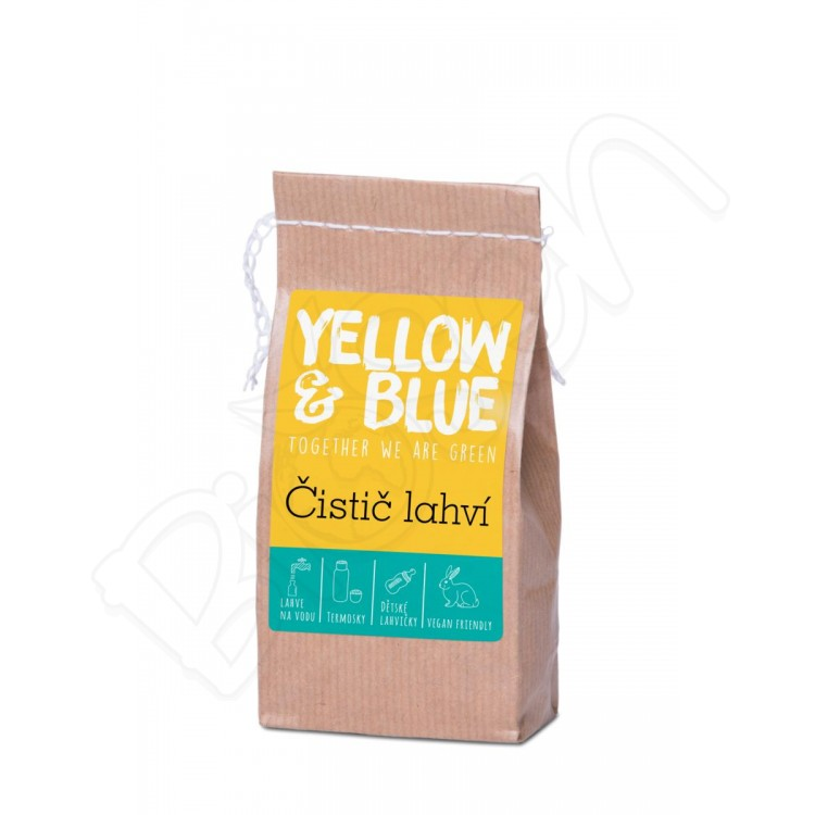 Čistič fliaš 250g Yellow&Blue
