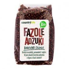 Adzuki fazuľa BIO 500g Country Life