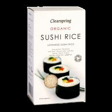 Sushi ryža prémiová BIO 500g Clearspring