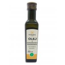 Olej z pestreca mariánskeho 250ml Natural Jihlava