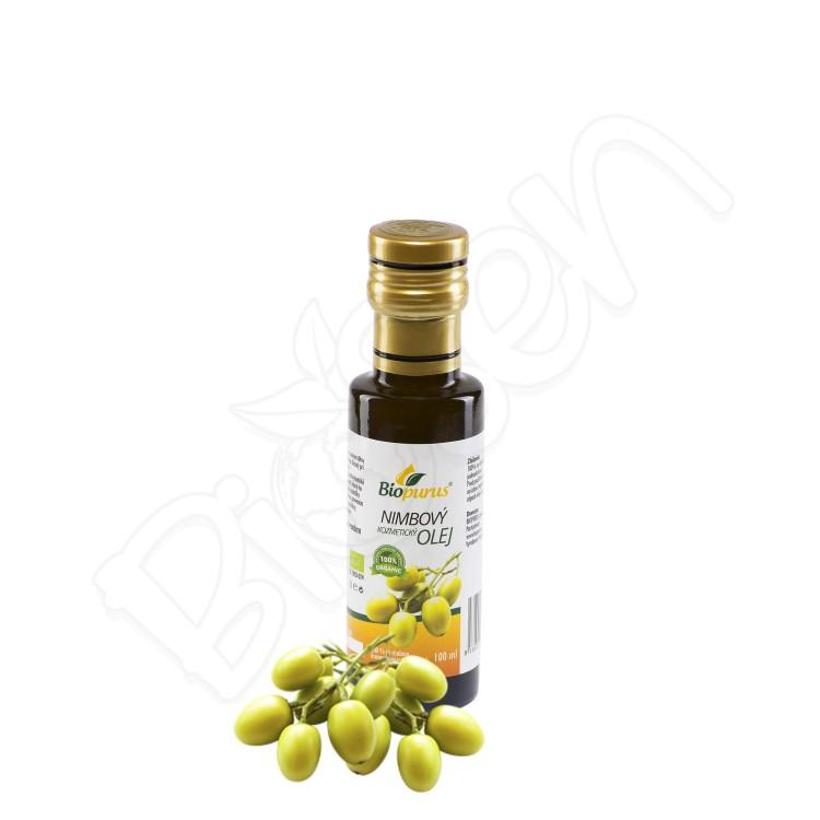 Nimbový olej BIO 100ml Biopurus
