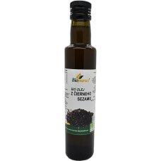 Olej z čierneho sezamu BIO 250ml Biopurus