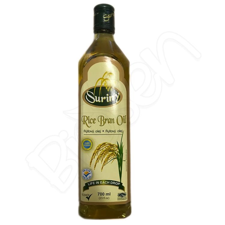 Ryžový olej 700ml Suriny