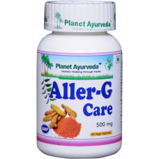 Aller-G Care Kapsule 60ks Planet Ayurveda
