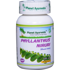 Chanca Piedra Kapsule 60ks Planet Ayurveda