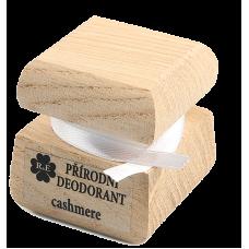 Prírodný krémový dezodorant s vôňou cashmere 15ml RaE